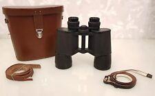 3 Fernglas Bj.1948 Carl Zeiss Jena 7x50 BINOCTEM Binoculars WERKSZUSTAND!