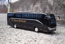 """AWM - Reisebus Setra S 515 HD """"Fischer / Weilheim"""" - mit Kennzeichen - 1:87"""