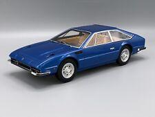 Lamborghini Jarama 400 GT, Metallic Blue, 1970 1:18 CMF * NEW *