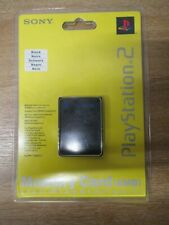 Sony Playstation 2 Black Magic Gate 8 MB Memory Card  BNIB  C125