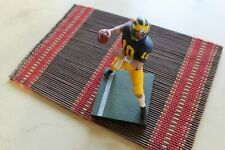 TOM BRADY, NCAA 1, BLUE & MAZE LOOSE MCFARLANE, MICHIGAN WOLVERINES & PATRIOTSS