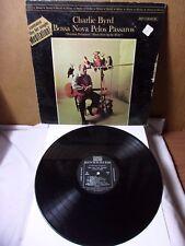 Charlie Byrd Bossa Nova Pelos Passaros  Album Vinyl Record