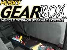 2007-2013 Chevrolet Silverado1500 2500 3500 Husky Black GearBox Interior Storage