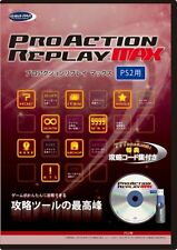 Used PS2 Pro Action Replay Max Japan Import