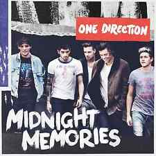 One Direction - Midnight Memories (CD 2013) NEW