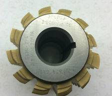 Gear cutting hob 2.5 module 20 pa manufactured by Acedes
