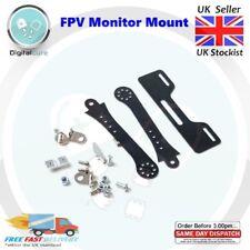 FPV Monitor Display Mounting Bracket Mount Holder for Taranis Futaba DJI etc