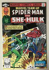Marvel Team up 107 - She Hulk and Spider-man (HIGH GRADE ++++)