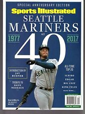 Sports Illustrated 2017 Seattle Mariners at 40 SPECIAL Anniversary Edition