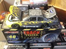 2006 JIMMIE JOHNSON 48 LOWES/TRACK TESTED 1 24TH SCALE DIECAST