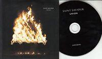 SAINT SAVIOUR Union 2012 UK 13-track promo CD