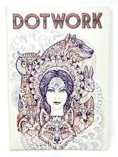 Tattoo Buch DOTWORK Premium - 82 Seiten - Hardcover - INKgrafiX® DE - Übungsbuch