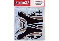 Studio27 DC818 1:12 GP9 #59 GP of Catalunya/uSA/Netherlands Decals