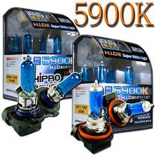 HID Xenon Halogen Light Bulbs Scion xB 2008 2009 2010 2011 2012-2015 - Low&High