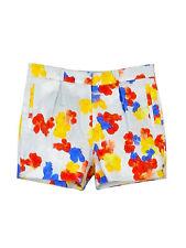 NEW Erdem floral multicolour shorts