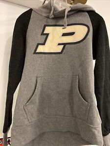 Purdue University Youth Hoodie Sweatshirt Size Medium NWT