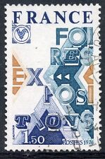 STAMP / TIMBRE FRANCE OBLITERE N° 1909 FOIRE EXPOSITION