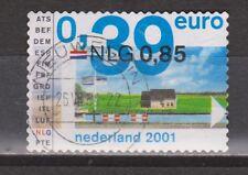 NVPH Netherlands Nederland nr 1991 TOP CANCEL NIEUWEGEIN Eurozegels 2001