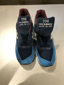 New Balance 998 Low Top Sneakers for