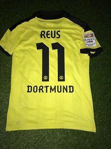 Marco Reus BVB X-Mas Sondertrikot Gr. M Winter Dortmund wie Matchworn Trikot