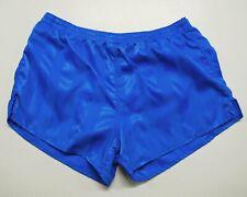 Rucanor Nylon Glanz Shorts Grösse 7 Sport shiny 70er/80er Vintage D012