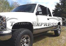 """1988-1998 Chevy/GMC C/K Pickup Extended Cab Short Bed Rocker Panel-10Pc 6.25""""N/F"""