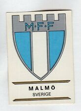 figurina PANINI FOOTBALL CLUBS NUMERO 287 MALMO