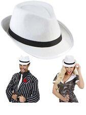 Cappello gangster accessorio Costume Carnevale anni 20/30 *19801