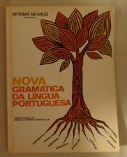 Antonio Branco * Nova Gramatica da Lingua Portuguesa (Portuguese) 96 pages 1973