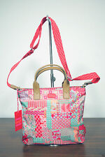 Oilily Damentaschen mit einem Träger aus PVC