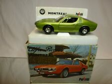 POLISTIL  1:25 ALFA ROMEO MONTREAL s 24  - EXCELLENT CONDITION IN BOX - RARE