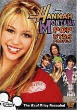 Hannah Montana: Pop Star Profile (DVD, 2007) Miley Cyrus WORLD SHIP AVAIL