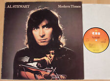 AL STEWART - Modern Times  (CBS, NL 1977 / Vinyl-LP NEAR MINT)