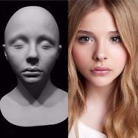 """Chloë Grace Moretz Life Mask Cast""""Kick-Ass Hit Girl. Beautiful Actress RARE!!!!!"""