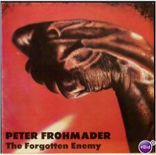 PETER FROHMADER The Forgotten Enemy LP German Electro-Funk/Electronic