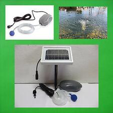 solare aeratore da stagno Pompa Ossigeno giardino
