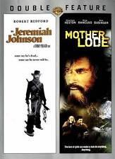 Jeremiah Johnson / Mother Lode (DVD, 2012, 2-Disc Set) - NEW!!