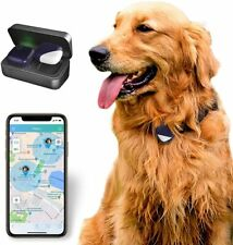 PetFon 2 Pet GPS Tracker, No Monthly Fee, Real-Time Tracking Collar Device, APP