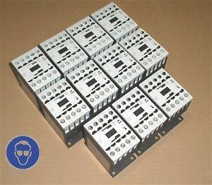 Moeller DILM DIL M (C) 9-10 DILM9 Schütz Relais Hilfsrelais 220V DC 220 Volt VDC