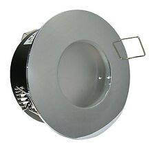 5x Dimmbare Vertieft Deckenstrahler GU10 IP65 Feuer Klassifiziert Strahler Lampe