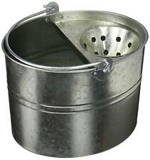 New Galvanised Mop Bucket and Wringer