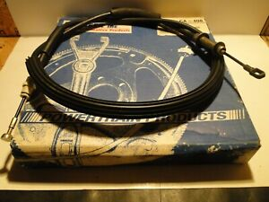 1977-1987 Chevy Chevelle Pontiac T1000 Clutch Cable Assembly Pioneer CA-408 NOS