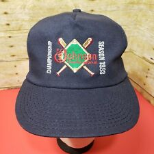 Vtg SC Johnson Professional Baseball Cap Championship Season 1993 Trucker Hat