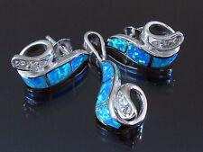 Markenlose Echtschmuck-Sets aus Sterlingsilber für Damen