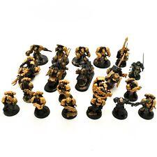 Warhammer 40K Space Marine Dark Angels Bikes Terminators Ravenwing Tactical Lot