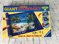 Ravensburger Giant Stow & go puzzle mat for puzzles with 1000-3000 Pc.  In Box.