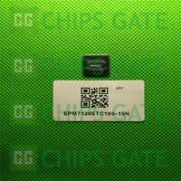 1PCS EPM7128STC100-15N TQFP-100 2.5K Gates 128 Macro Cells 76.9MHz 5V