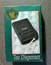 Brand new tee dispenser by gary player golf accessories model 9004