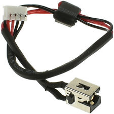 DC Jack Power Socket Cable for Toshiba C660 Satellite Charging Wire Connector