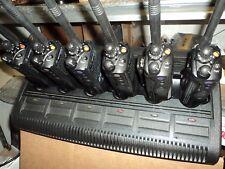 LOT 6 Motorola XTS5000 XTS 5000 & CHARGER Model 1 VHF 136 174 AES Encryption P25